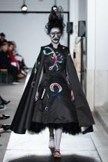 The British Library, London UK. 8th June 2019. Charles Jeffrey Loverboy shows his Spring Summer 2020 designs at his catwalk show during London Fashion Week Mens 2020. ©Chris Yates