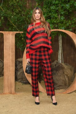 PARIS, FRANCE - SEPTEMBER 24: Bianca Brandolini attends the Christian Dior Womenswear Spring/Summer 2020 show as part of Paris Fashion Week on September 24, 2019 in Paris, France. (Photo by Pascal Le Segretain/Getty Images)