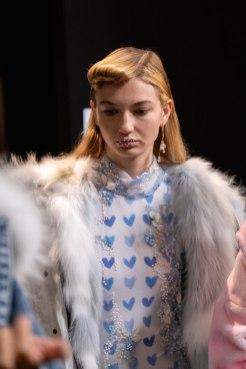hair trends Edgii nyfw FashionDailyMag Brigitteseguracurator ph Tobias Bui