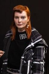 Edgii nyfw FashionDailyMag Brigitteseguracurator ph Tobias Bui red hair