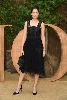 PARIS, FRANCE - SEPTEMBER 24: Laetitia Casta attends the Christian Dior Womenswear Spring/Summer 2020 show as part of Paris Fashion Week on September 24, 2019 in Paris, France. (Photo by Pascal Le Segretain/Getty Images)