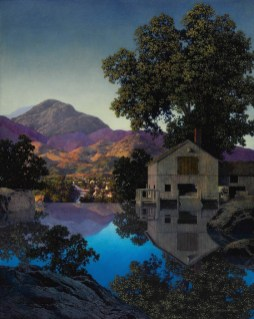 10151 Maxfield Parrish, Mill PondSOTHEBYS NOV 2019 ph sothebys FashionDailyMag fashion brigitteseguracurator