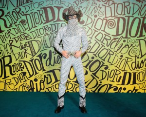 orville peck DIOR MEN FALL 2020: RUNWAY SHOW fashiondailymag