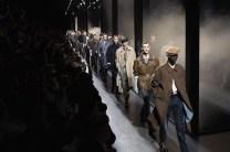 DIOR MEN'S WINTER 20 21 SHOW FINALE BY ADRIEN DIRAND fashiondailymag brigitteseguracurator copy