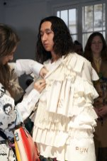 KIDSUPER_Backstage__DSC7854 PARIS FASHION WEEK isabelle grosse for fashiondailymag brigitteseguracurator