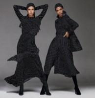 MAXMARA campaign meisel hadid joan smalls FashionDailyMag brigitteseguracurator 2
