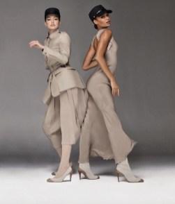 MAXMARA campaign meisel hadid joan smalls FashionDailyMag brigitteseguracurator 29