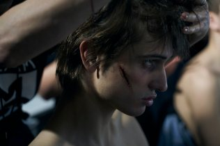 backstage faces tatras x riothill PARIS MENS FASHION WEEK photo isabelle grosse fashoindailymag brigitteseguracurator #tatrasxriothill 280