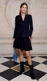 DIOR HAUTE COUTURE SS20 CELEBRITIES PARIS COUTURE FASHION WEEK FASHIONDAILYMAG BRIGITTESEGURACURATOR6