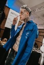 Artistix AndyHilfiger GregPolisseni NYFW Fall2020 FashionDailyMag ph JoyStrotz BrigitteSeguaraCurator 026