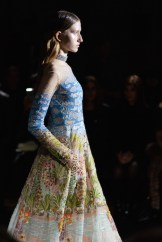 rahul mishra couture ss20 paris fashion week flower power STAYHOME STAYINSPIRED FLOWER POWER FASHIONDAILYMAG brigitteseguracurator