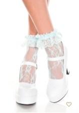 LACE SOCKS STAY HOME HOLIDAY 2020 brigitteseguracurator 3wishes FashionDailyMag white lace socks 3wishes stayhome
