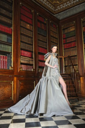 ZIAD NAKAD photos collection couture printemps été spring summer 2021 PFW Photo Greg Alexander © Méphistophélès Productions - 21