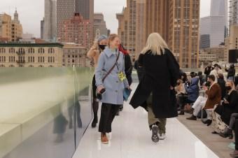 Flying Solo 2021 NYFW February 2021 Fashion Daily Mag Brigitte Segura Curator