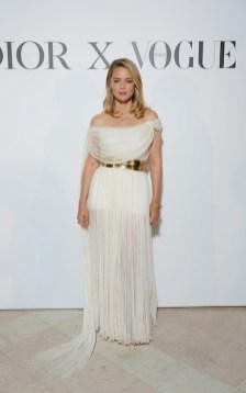 Virginie Efira Cannes Couture and Fashion Dior Fashion Daily Mag brigitteseguracurator