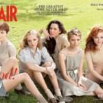 VANITY FAIR COVER 2010