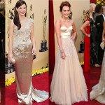 Oscars 2010 red carpet fashion