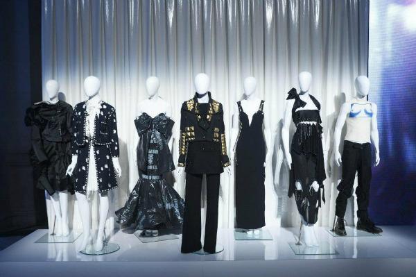 Metropolitan Museum of Art Costume Institute's 2013 exhibit revealed - PUNK: Chaos to Couture