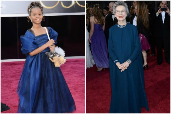 Oscars 2013 Red Carpet Fashion