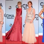 CMA Awards 2013 red carpet fashion: Best Dressed
