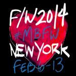Mercedes-Benz Fashion Week Fall 2014 schedule announced
