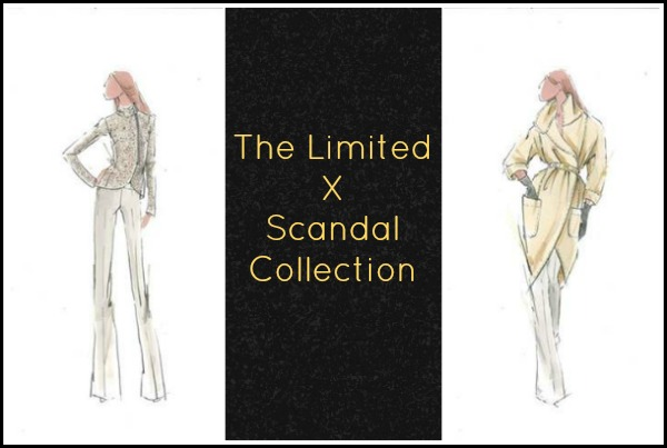 The Limited X Scandal collection