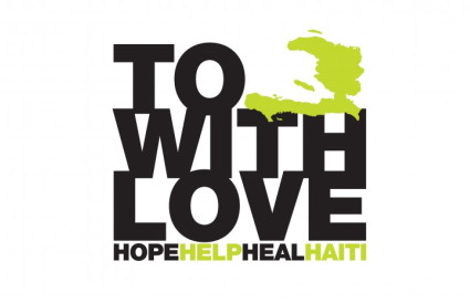 Help for Haiti Tee Design