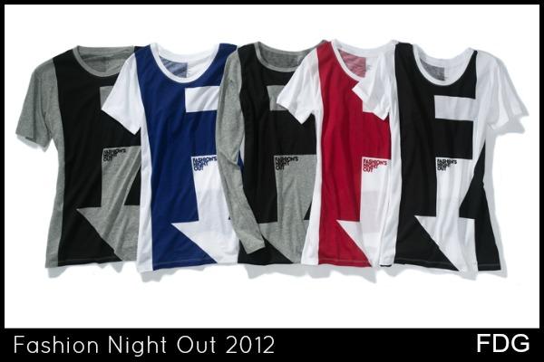 Fashion Night Out 2012