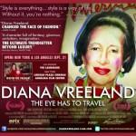 Diana Vreeland The Eye Has To Travel celebrates the life of a true fashion icon