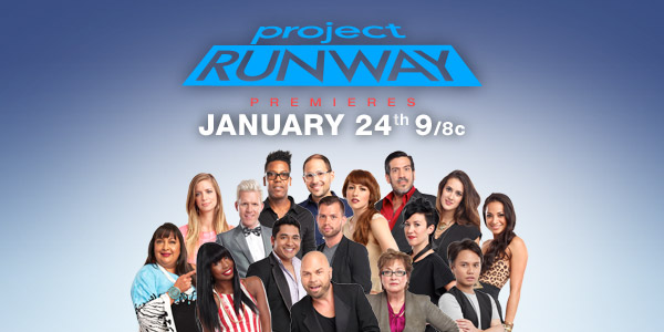 Project Runway Season 11 Designers Revealed
