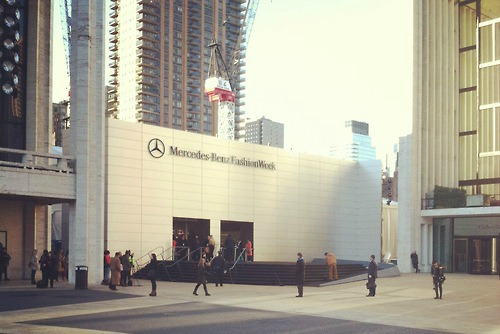 MBFW Lincoln Center