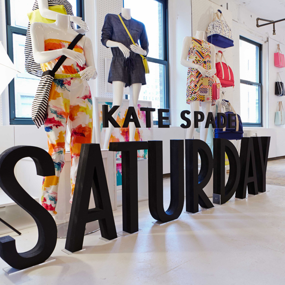 Kate Spade Saturday Showroom