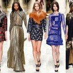 Blumarine RTW Fall 2014: Unexpected Heritage
