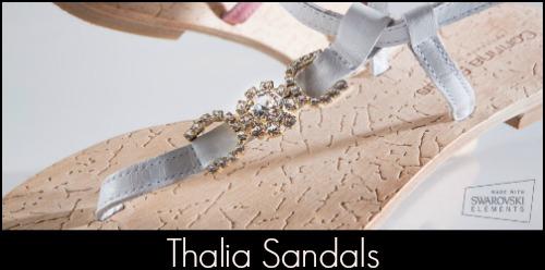 Corinna Saias Thalia Sandals