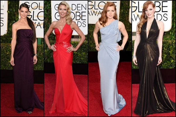 Golden Globes 2015 Trends