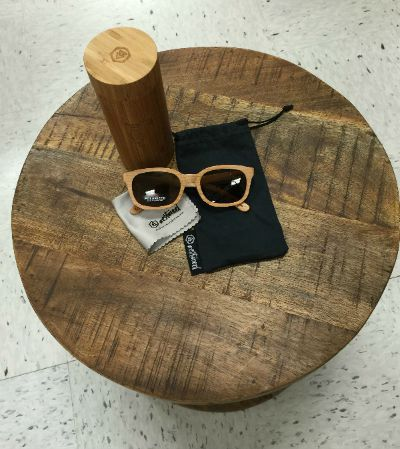 Westwood Sunglasses packing