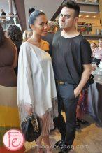 wearing: Ralph Lauren, Balenciaga