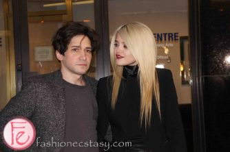 Sky Ferreira @ M.A.C VIVA Glam Fashion Cares 25 Red Carpet American singer /song writer/ model/ actress ('I'm Not Alright')