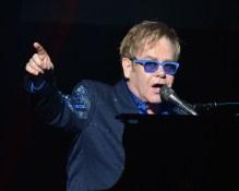 Elton John - Performance 2 - George Pimentel, Wire Image
