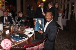 Oceana Ball- Lyriq Bent (actor, Lieutenant Daniel Rigg in Saw II, III, and IV)