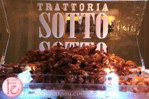 Tiger shrimp by Trattoria Sotto Sotto