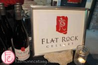 Flat Rock Cellars @ 2012 What's On The Table