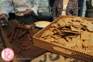 Ginger bread & pecan chip by David Castellan & Cynthia Leung, Soma @ 2012 What's On The Table