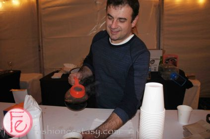 Wychwood Barns Blend & Fair Trade Teas by George Kourtis, Lurtis Coffee @ 2012 What's On The Table