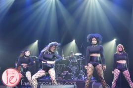 Mia Martina at Grey Cup Festival Telus Players Party