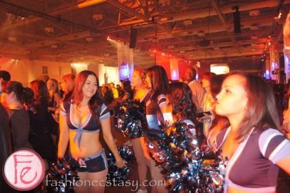 Grey Cup Festival Telus Players Party