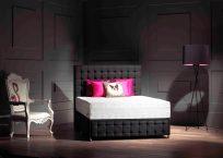 Octaspring VENICE bedbase and headboard v1