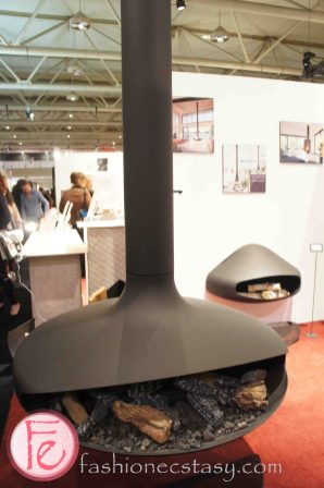 Custom Fireplace Design/ Focus @ IDS 2013 Interior Design Show