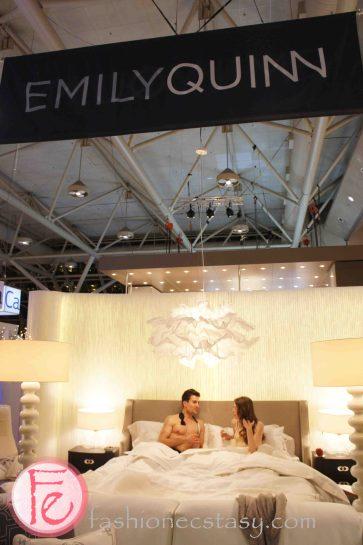 Emily Quinn @ IDS 2013 Interior Design Show