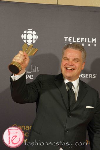 1st Canadian Screen Awards - Television & Digital Media Awards Show- Best Sports Play-by-Play Announcer Rod Smith - London 2012 Olympic Games